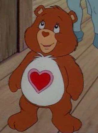 Tenderheart Bear