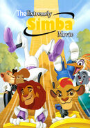 The Extremely Simba Movie Poster