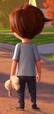Tim's backside