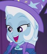 Trixie Lulamoon (Human) in My Little Pony Equestria Girls- Rainbow Rocks