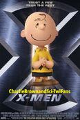 X-Men (2000, CharlieBrownandSci-TwiFans Style) Poster