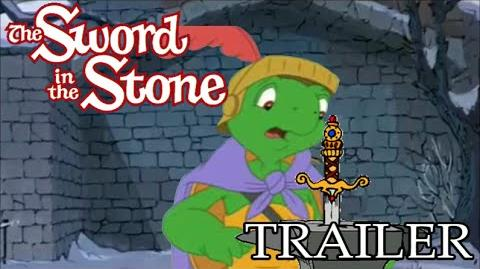 The Sword in the Stone (Lord Ralphie Style)