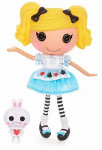Alice in Lalaloopsyland