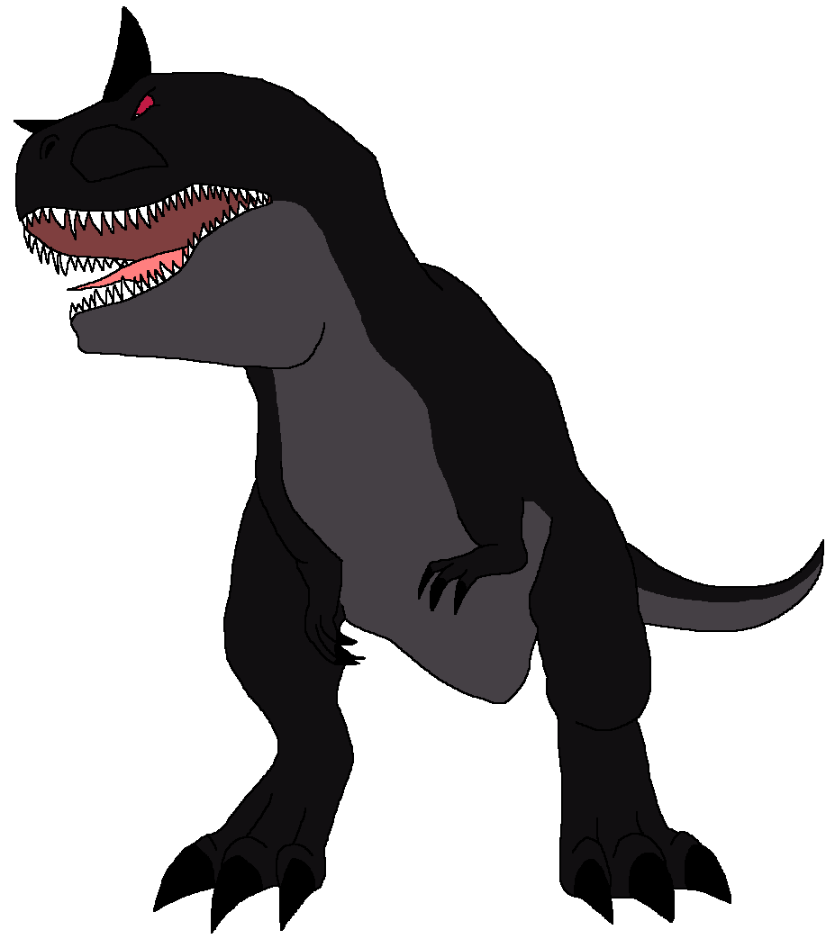 Carnotaurus (from The Arrival of the Friendly Giant) (Riley's Adventures)