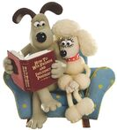 Gromit and Fluffles