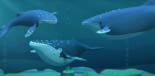 Humpback Whales Octonauts
