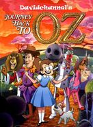 Journey Back to OZ (1972; Davidchannel's Version) Poster