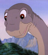 Littlefoot in The Land Before Time 4 Journey Through the Mists
