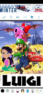 Luigi (2001) Poster