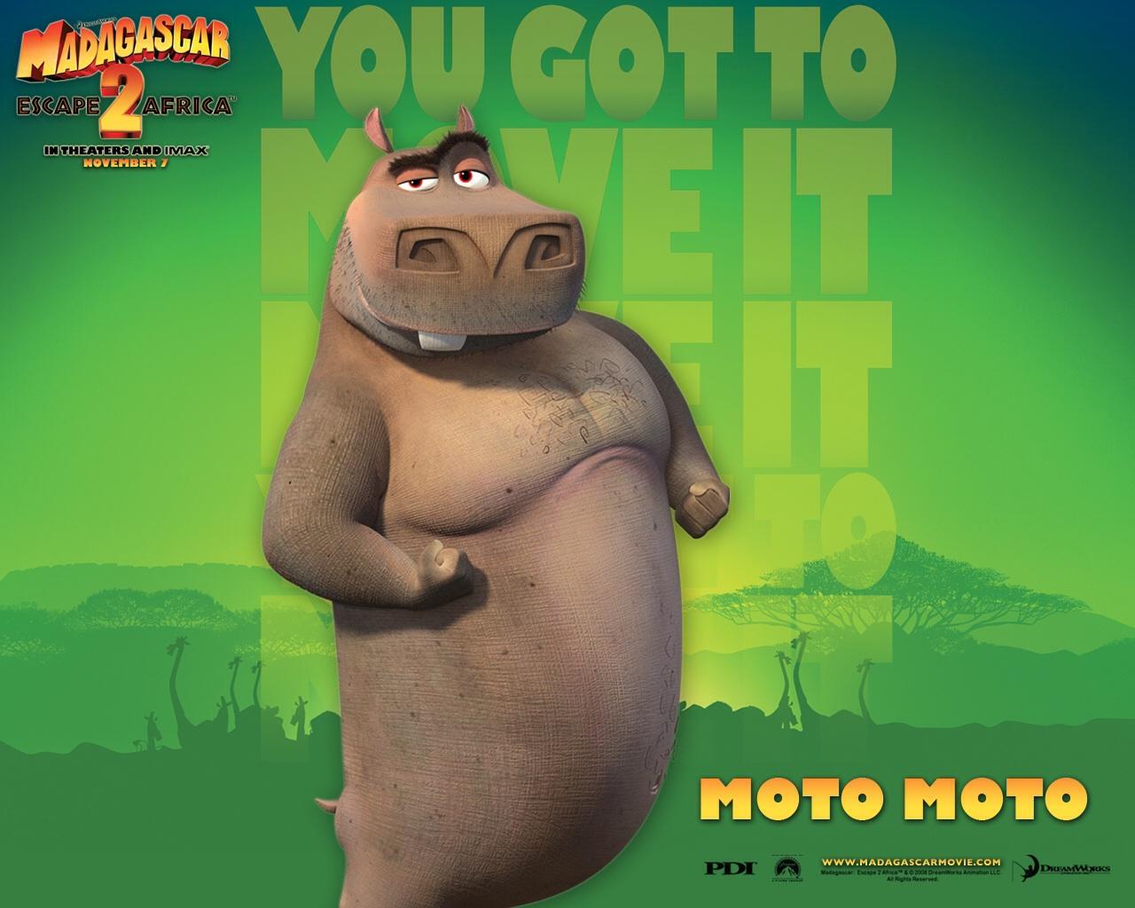 The Hippopotamus King