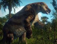 PK Megatherium