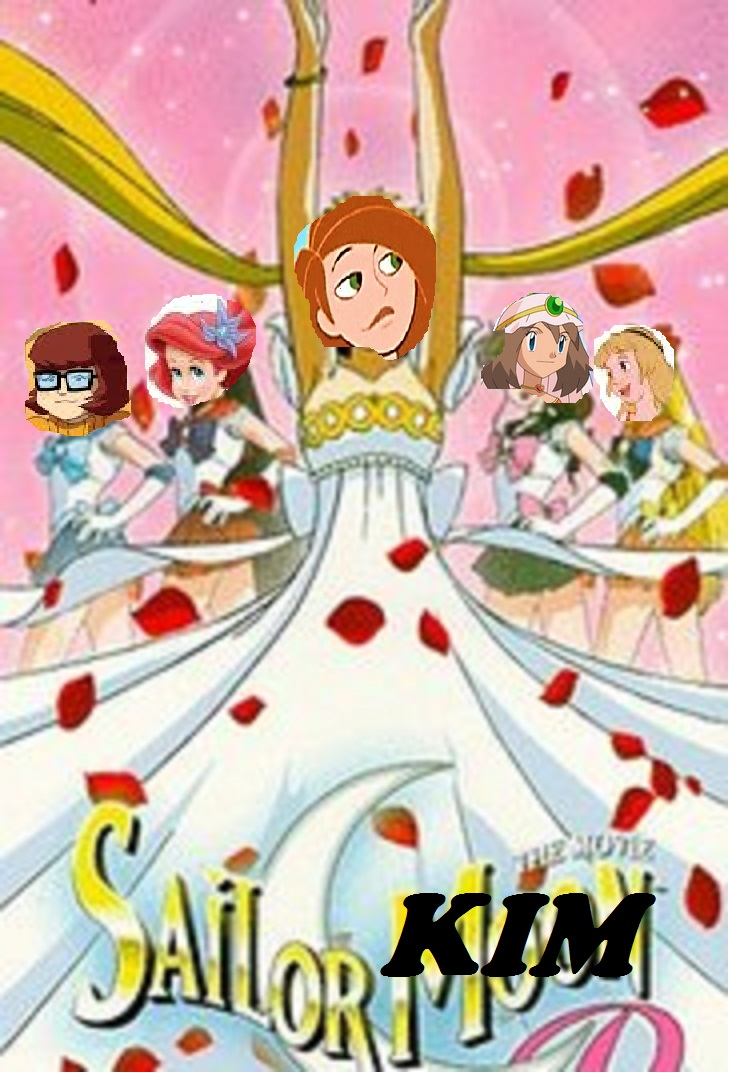 Sailor Kim R: Promise of The Rose (VIZ)