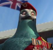 Sergeant Monty (Valiant)