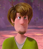 Shaggy Rogers in Scoob!