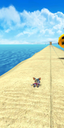 Sonic dash game over rouge defeated 2