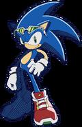 Sonicriders sonic