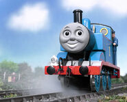 Thomas the Tank Engine as Dipper Pines