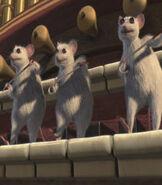 Three Blind Mice in Shrek