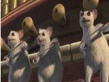 Three Blind Mice (Shrek)