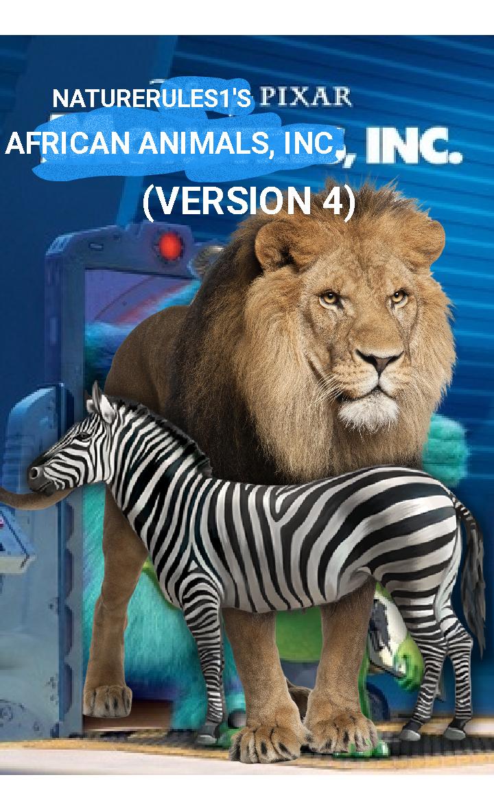 African Animals, Inc. (Version 4)