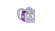 Backpack with Star Pocket