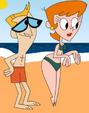 Dexter's Parents's swimsuits