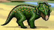 Dinosaur explorers - protoceratops