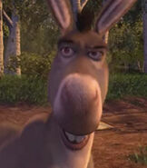 Donkey in Shrek 4D