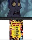 Hades Hates Sausage Party (2016)