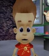 Jimmy Neutron in Jimmy Neutron- Boy Genius (PC)