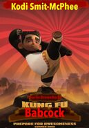 Kung Fu Babcock (2008) Poster