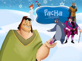 Pacha the Peasant (aka Frosty the Snowman) Restoration Edition Poster.png