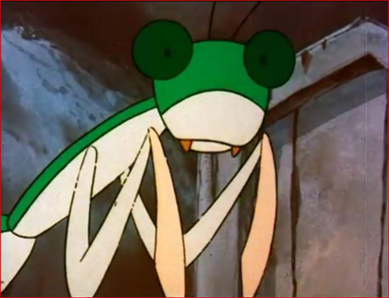 Praying Mantis (character)