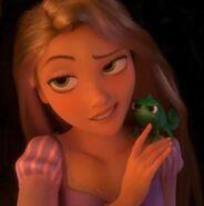 Rapunzel jealous