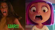 Raya Hates Chloe (Gnome Alone)