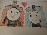 Thomas and rosie season 22 request by hamiltonhannah18 de1pr1t-fullview