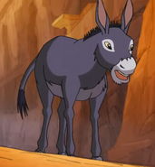 Yakari Donkey
