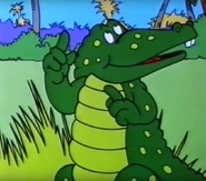Albert the Aligator