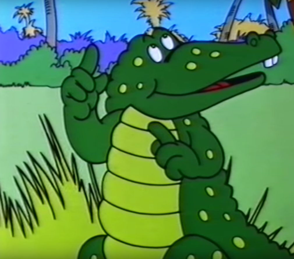 Albert the Aligator