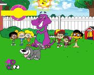 Barney and the BYG
