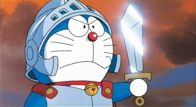 The Many Adventures of Doraemon the Cat (Thomas O'Malley's Style)