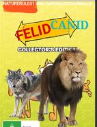 FelidCanid (NR1GLA Style) Poster