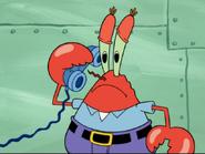 Mr. Krabs in SpongeHenge-2