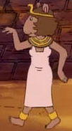 Mrs. Read in Ancient Egypt