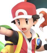 Red in Super Smash Bros. Ultimate
