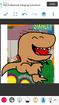 Stanley Griff as a Tyrannosaurus Rex