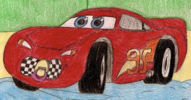 Lightning McQueen (Bolt; 2008)