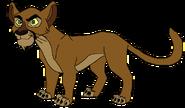 Cog the Cougar