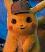 Detective Pikachu in Pokémon- Detective Pikachu (2019)