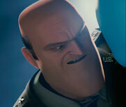 General Shanker's Grinning Evilly from Escape From Planet Earth (2013)
